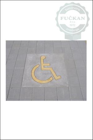 Ploča za invalide