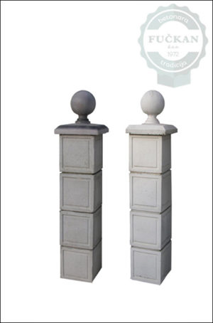 Stupovi za ulaze